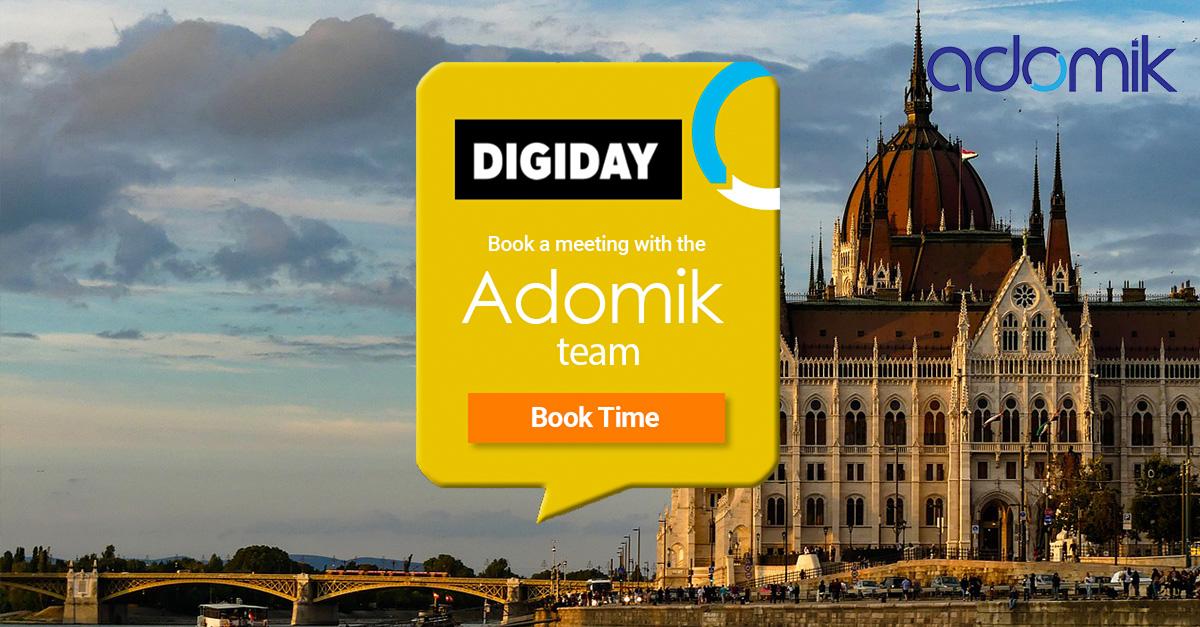 Digiday Budapest 2019