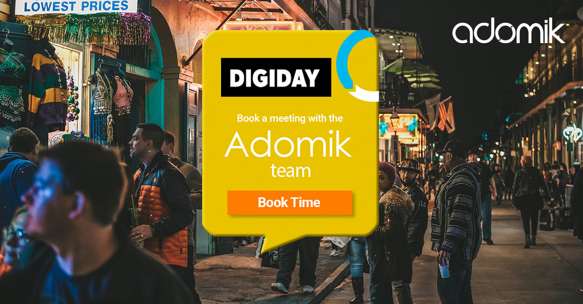 Digiday New Orleans 2019