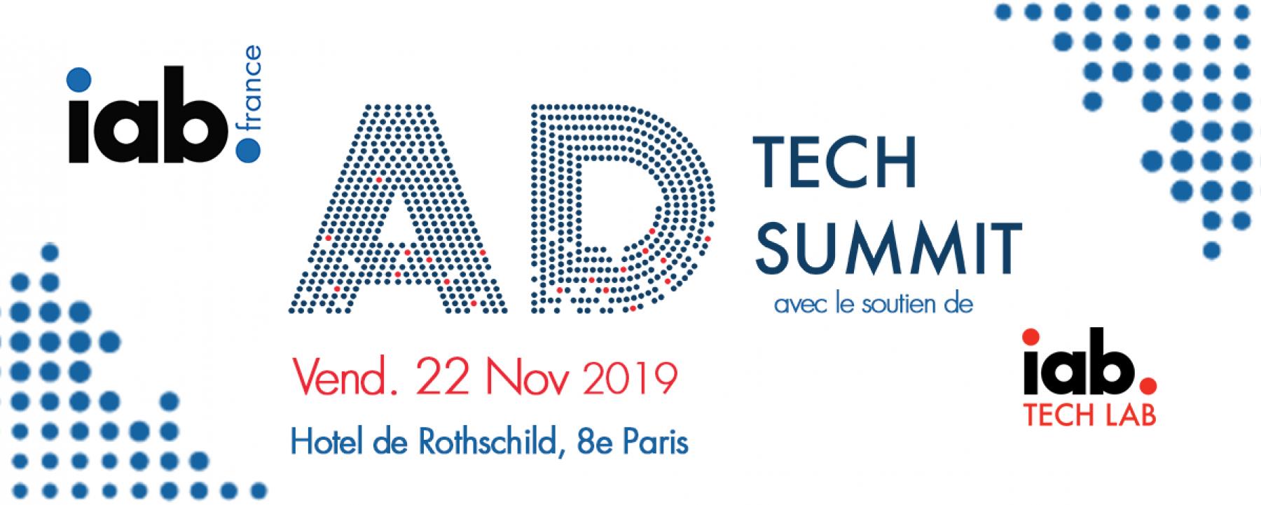 Adomik_Event_iab_France_tech_summit_2019