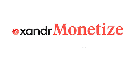 Adomik Troubleshoot - Supported Monetization Partners Xandr Monetize