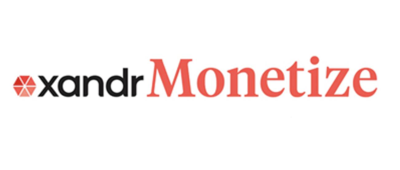 Data engine Advertising platform Xandr monetize