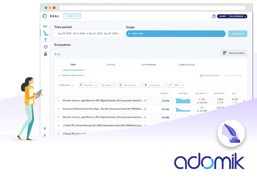 Adomik Deal Troubleshooting Guide