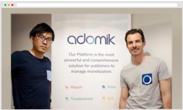exchangewire adomik adtech news